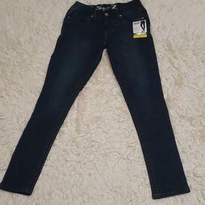 Seven7 tummyless skinny jeans